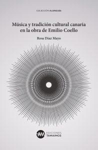 Portada de Música y tradición cultural canaria Emilio Coello